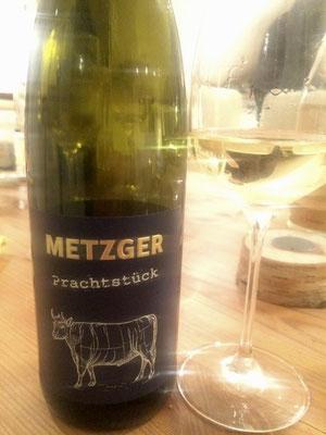 dazu einen schönen Weißwein aus der Pfalz