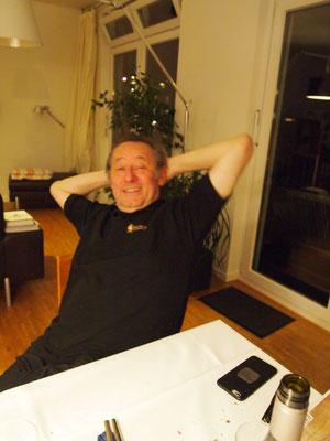 Der Abend hat nicht nur Jochen gut gefallen ....