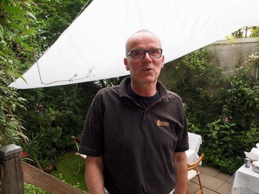 Michel, der heutige Gastgeber