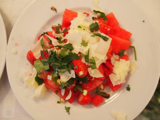 So sieht ein Sommersalat aus