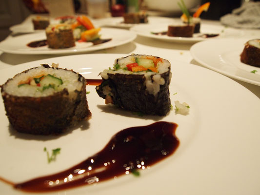 Crispy Thai Sushi