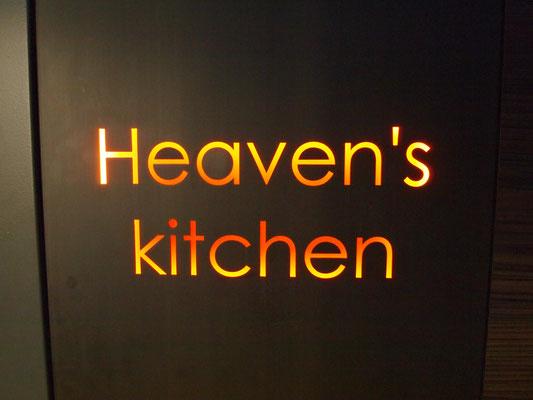 Die Kochcowboys sind heute zu Gast in Heaven´s Kitchen