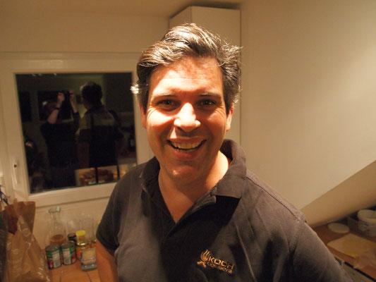 Massimo, der Gastgeber