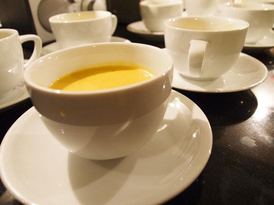 Kürbiscappuccino