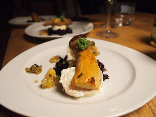 on top noch Bärlauch Pesto - krass und #lecker!
