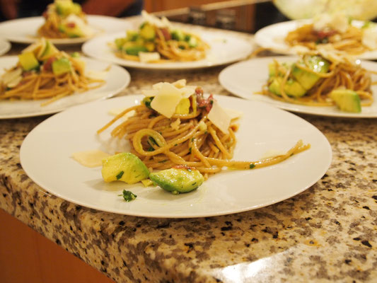 Avocado Pasta von Marco