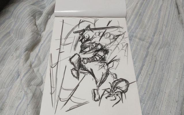 情報資格試験_ニンジャ地蜘蛛
