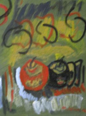 マサミ_赤い林檎黒い林檎