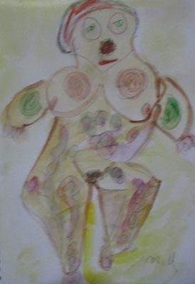 マサミ_裸婦
