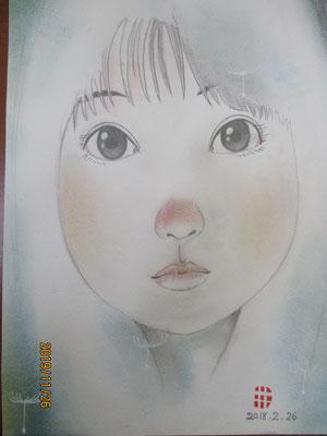 井上郁夫_瞳