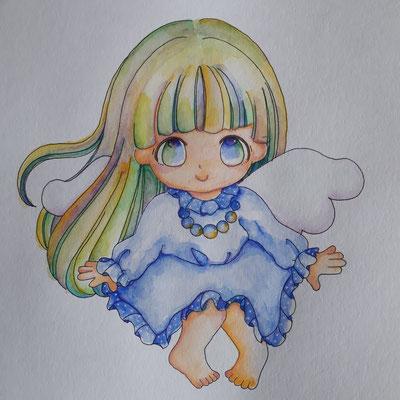 mellia_新芽の天使