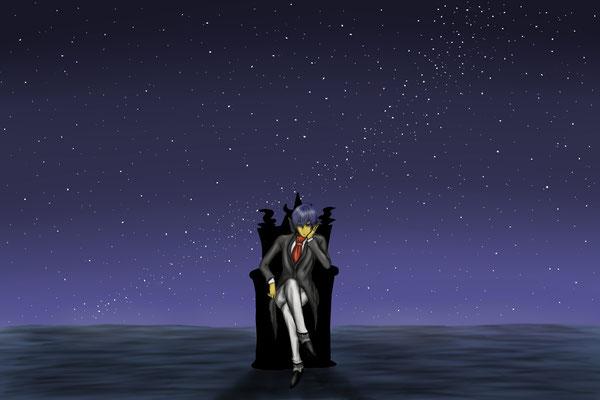 さんく_Cosmos sea
