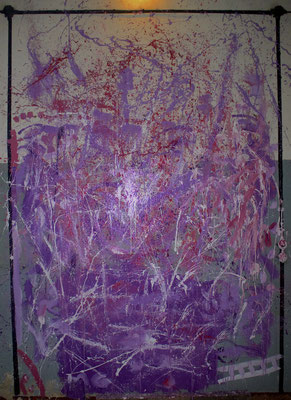 Collaborative work with Marvin Kühnert at the ArtSummer Prora, 2019