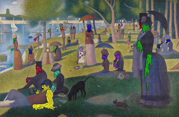 """Sunday Slime"", 2018"