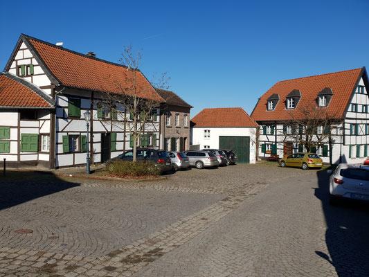 Ein Blickfang in Liedberg