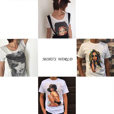 WOMEN & UNISEX Tシャツ
