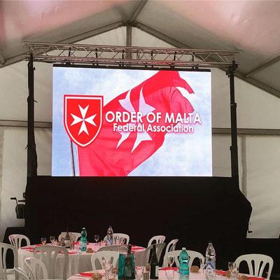 prestation audiovisuelle tarbes Cauterets croix de malte Hautes Pyrénées 65