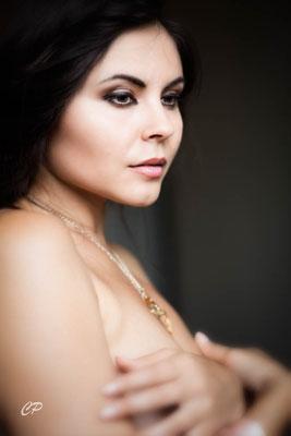 Portrait einer Dame © Cornel Krämer