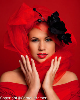 Lady in Red © Cornel Krämer