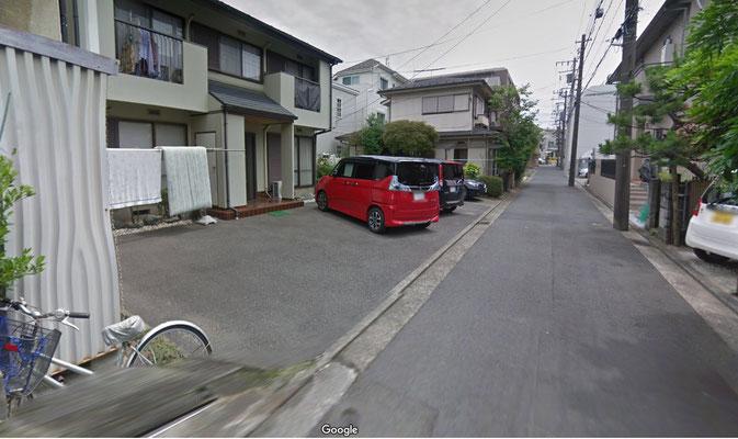 作山 駐車場
