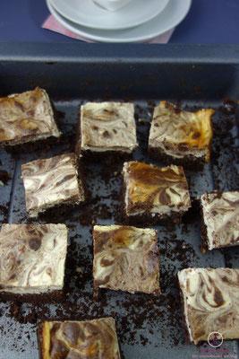 saftige Brownies ohne Zucker