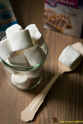 Marshmallow-Fondant für die Haut und die Kleidung