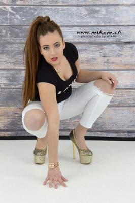 Fashion. Model: Catarina, Visa: Mariana Bild: mikem.ch