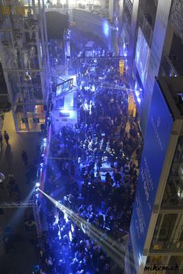 Eröffnung der Auto Zürich 2014