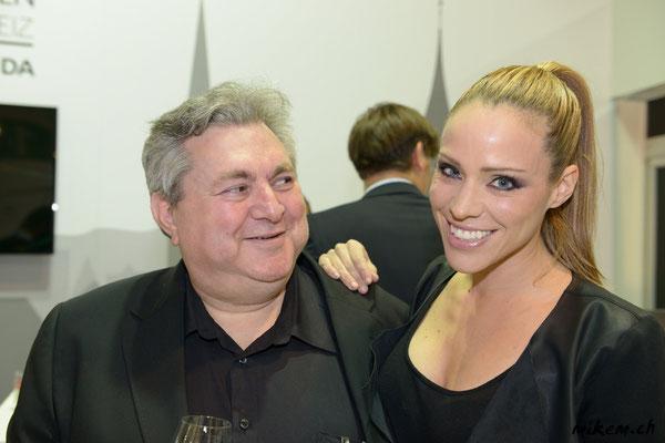 Evelyn Zangger und Dieter Buchstab
