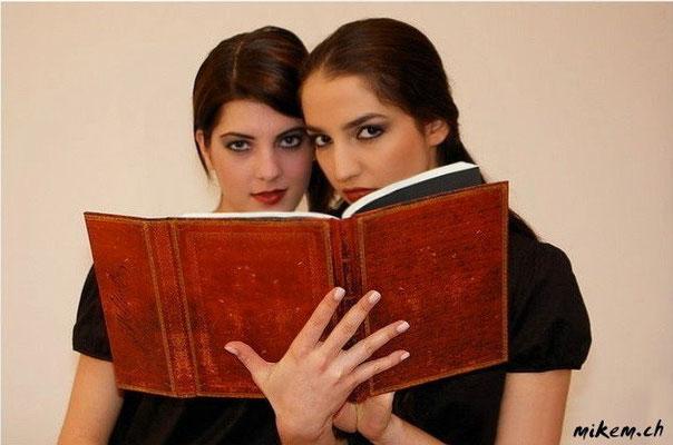 Book, Buch Shooting