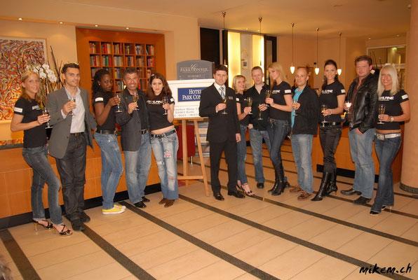 Dragan - Die Autohändler, Det Müller -  GRIP - Das Motormagazin - RTL 2, Best Western, Alpine Crew und Girls