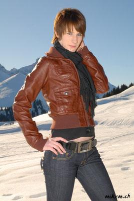 Schnee Fashion Shoot