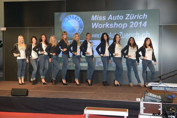 Miss Auto Zürich Kandidatinnen