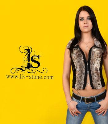 Covershooting, Liv Stone