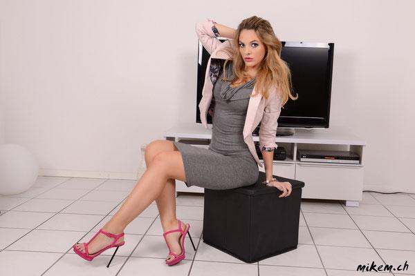 www.vivrepourinspirer.com Blazer und Kleid