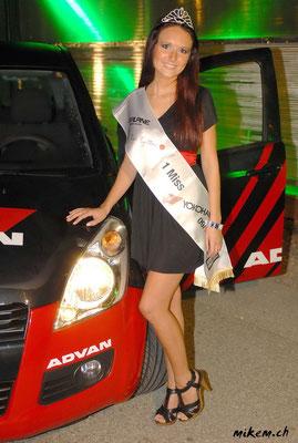 Miss Yokohama 2009/2010 - Corinne Koch
