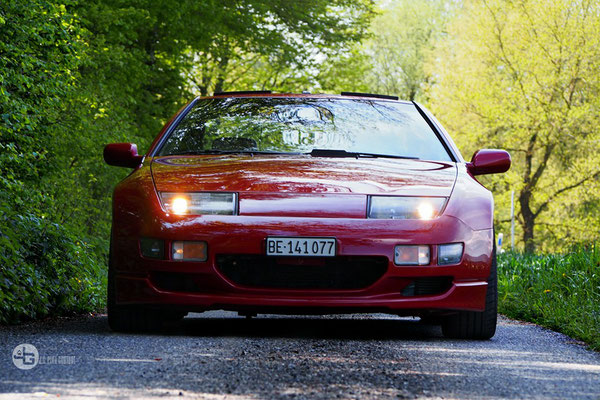 300zx, Photography by J.G. Pixel Couture