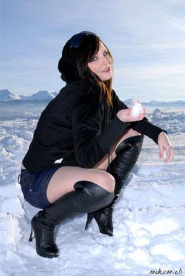 Schnee Shooting