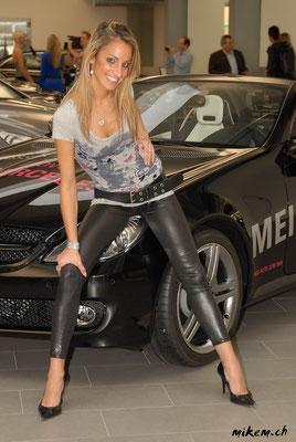 Rachele Sarcione aus der ersten Staffel Bachelor, Mercedes