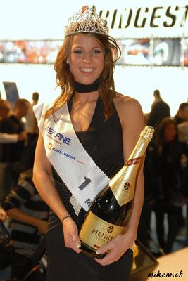 Giulia Würmli, Miss Auto Zürich 2007