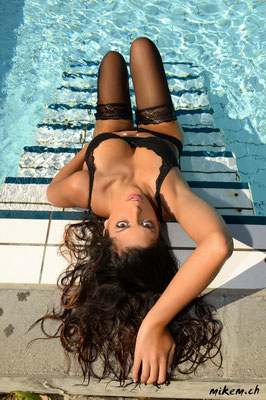 Wetlook Pool Shooting