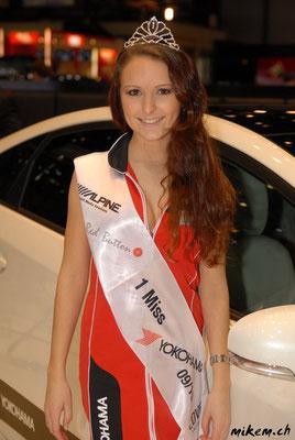 Corinne Koch, Miss und Model
