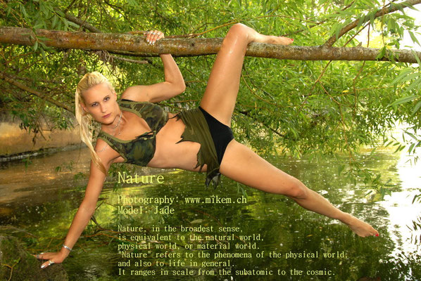 Natur & Model Shooting