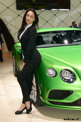 Bentley, Kristina M.