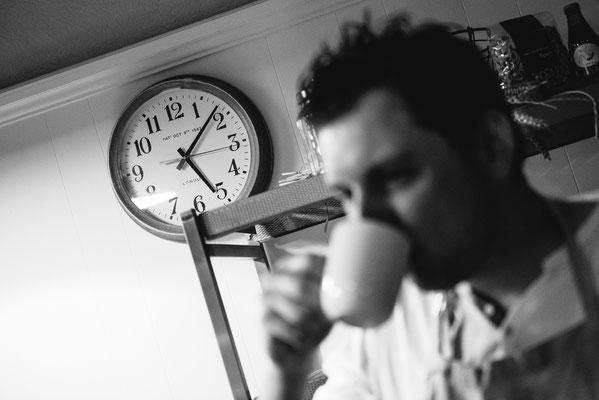 Tijd voor een kop koffie...