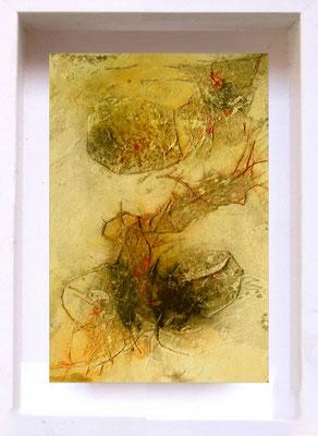 2007 Samouraï PF6 7Technique mixte sur papier  (14x21cm)Prix 215€7