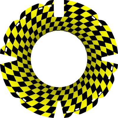 33 1271 Tunnelblick  gelb