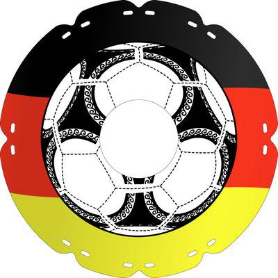 1100 Deutschland Fan