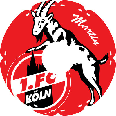 0857 1. FC Köln (mit indiv. Namen)