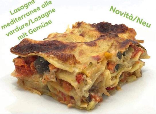 Auch so kann Lasagne aussehen